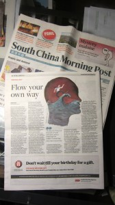 Cedric Signori South China Morning Post